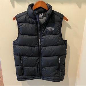 Mountain Hardwear Puffer down vest